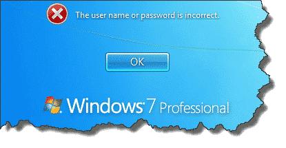 Recovery atau Reset Lupa Password Windows
