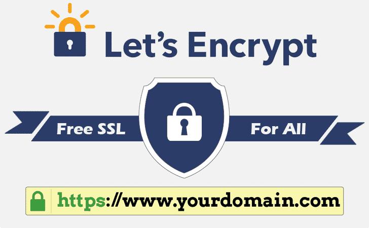 SSL Free Gratis Letsencrypt